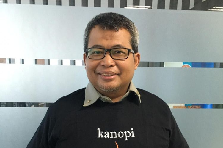 Dr Agus Wibowo, M Sc Plh Kapusdatin BNPB 2019